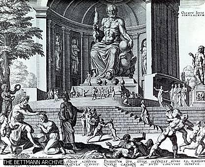 Comienzo de la Grecia romana