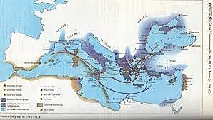 colonizaciones arcaicas en el mediterráneo