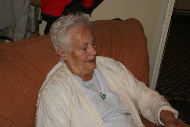 Naixament de la meva àvia.
