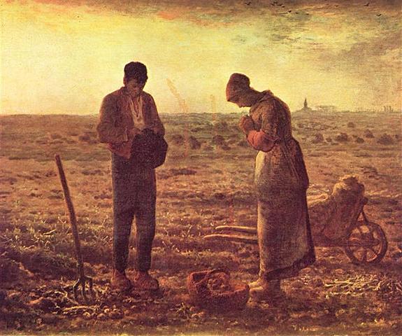 El Ángelus, Millet