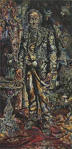 Doran Gray, Iván Albright