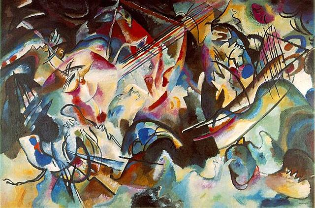 Composición VI, Kandinsky