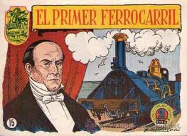 Primer Ferrocarril català.
