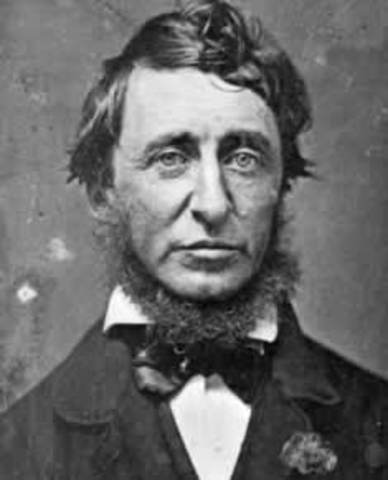 """Henry David Thoreau's """"Walden: Or Life in the Woods"""""""