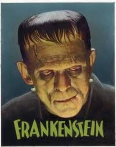 Frankenstein- Maru Shelley