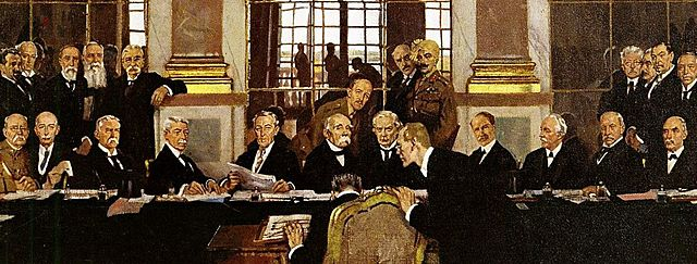 Fredsavtalen.