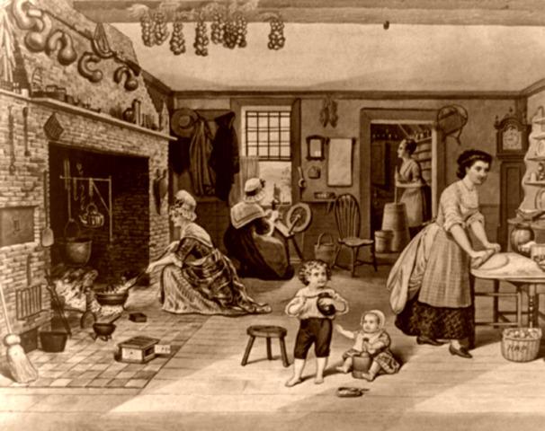 Women During the Revolutionary War