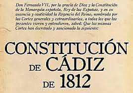 Primera Constitució Pepa