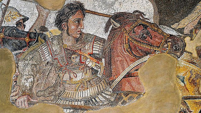Mort de Alexandre el Gran.