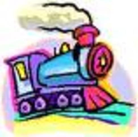 Wild West show train crashed