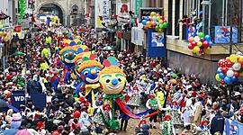 (Cash) Karneval im Koln  timeline