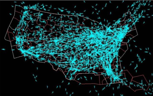 Reagan Air Traffic Control