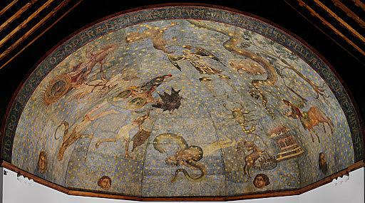 Cielo de Salamanca - Bóveda de la Universidad de Salamanca (Fernando Gallego, Salamanca)