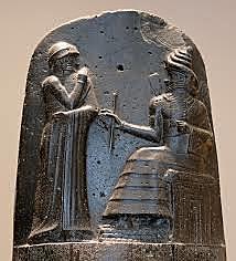 1700 A.C. Codigo Hammurabi.