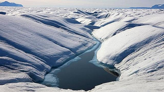 Finalización de la edad de hielo
