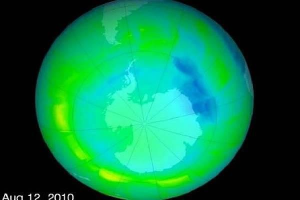 La formación de la capa de ozono