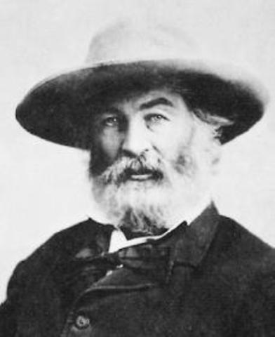 """Walt Whitman's """"Leaves of Grass"""""""