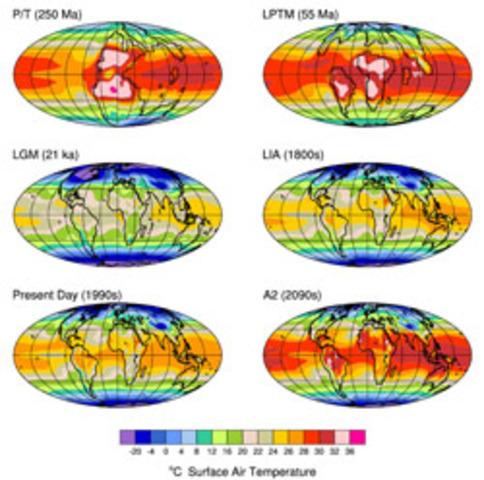 Late PaleoceneThermal Maximum