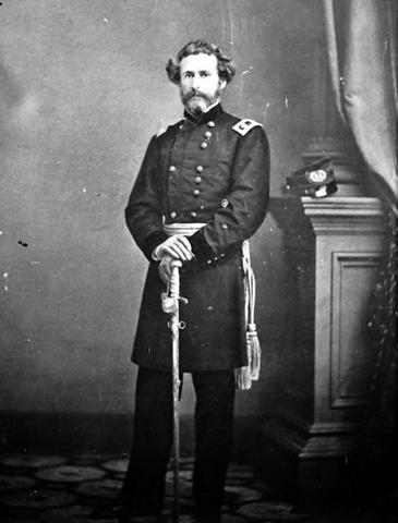 John C. Fremont is the first Republican Presidential candidate