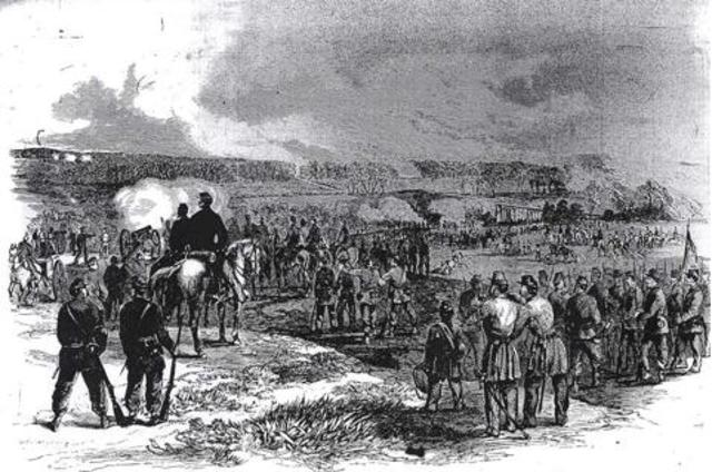 Martial Law in Kentucky