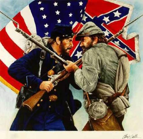 Civil War (General, Part 1)