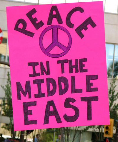 Camp David accords for Middle East Peace