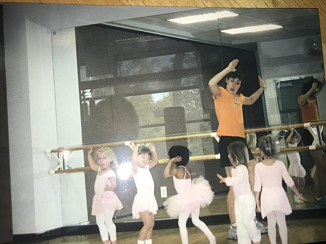 Mi primer recital de danza