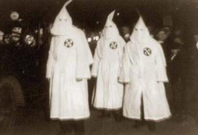Klu Klux Klan Founded