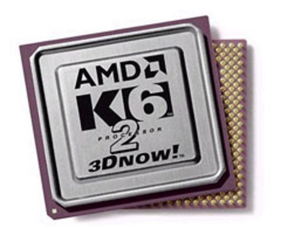 AMD lance le K6-2