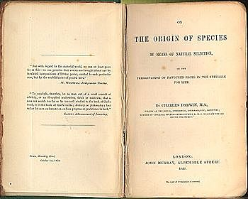 """Publica """"el Origen de las especies"""""""