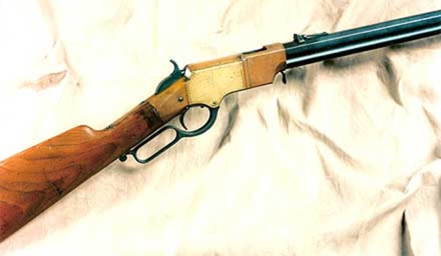 Repeating Rifle