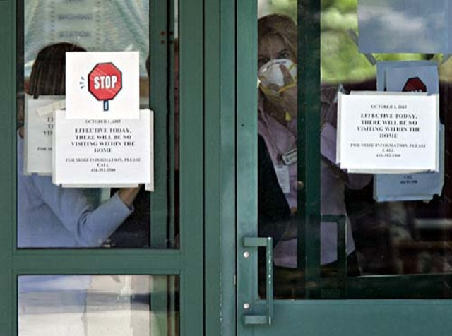 Legionnaire's disease strikes 182, kills 29
