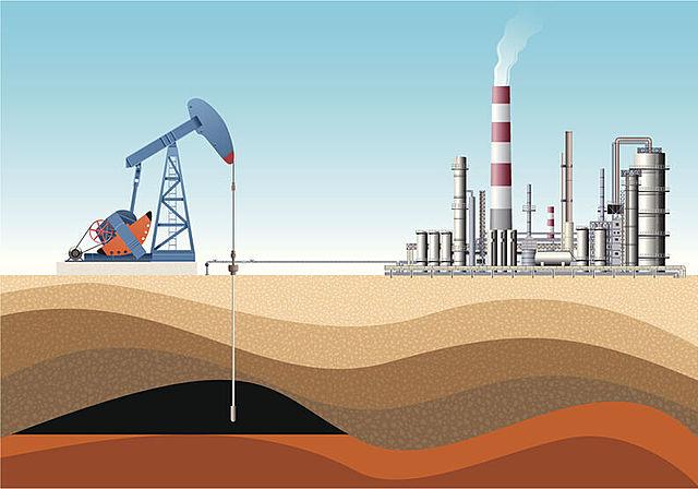 La formación del petróleo