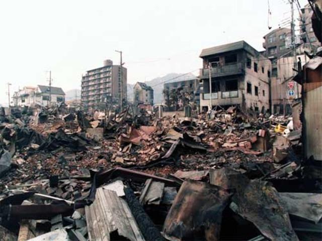 Mega Earthquake hits japan