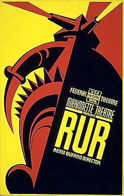 Obra R.U.R. (Robots Universales Rossum)