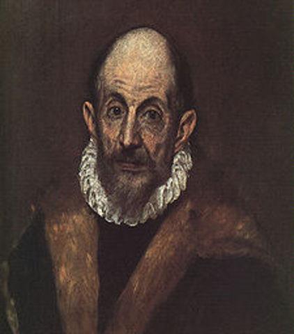 La pintura del renacimiento Español (El Greco)
