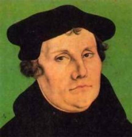 La reforma luterana