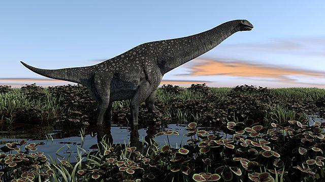 Dinosaurios que habitaron España