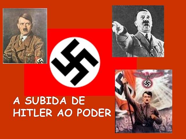 Ascensão de Hitler ao poder