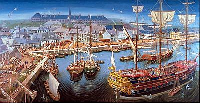 Fondation de Louisbourg