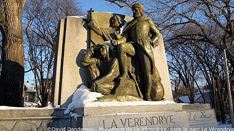 Les Gauthier de la Vérendrye commencent à explorer l'Ouest canadien.