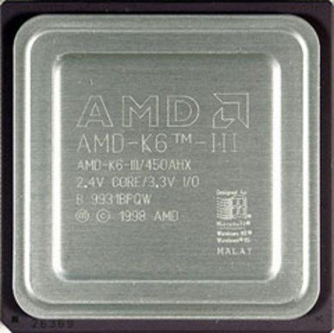 AMD lance le K6-III
