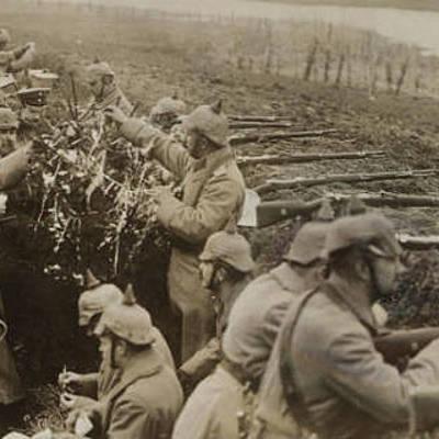 I Guerra mundial.      Sergi Martínez timeline