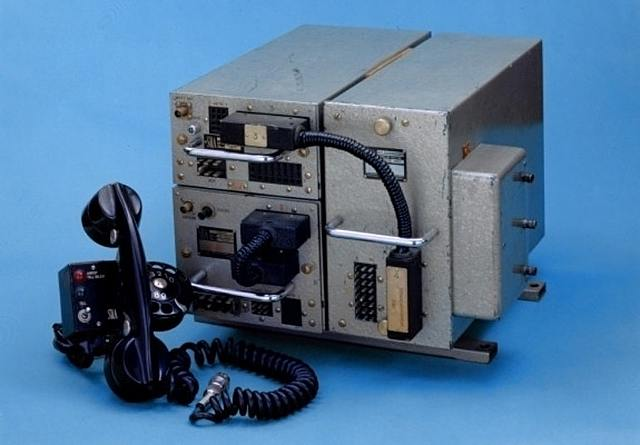 The First Mobile Phone System