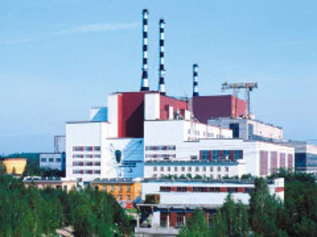 СССР, Свердловская область, пос.Заречный, Белоярская АЭС
