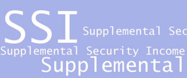 Supplemental Security Income (SSI) introduced