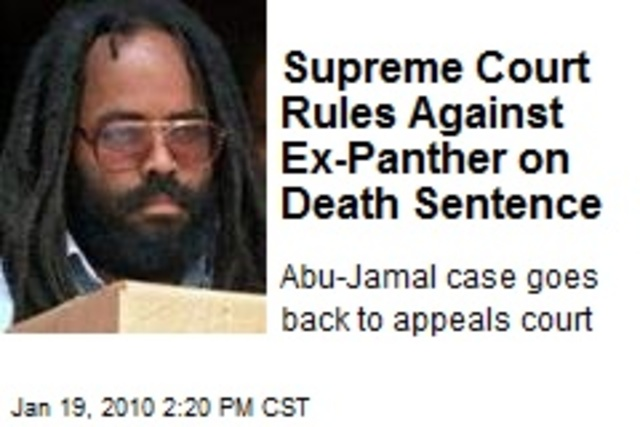Supreme Court rules against death penalty