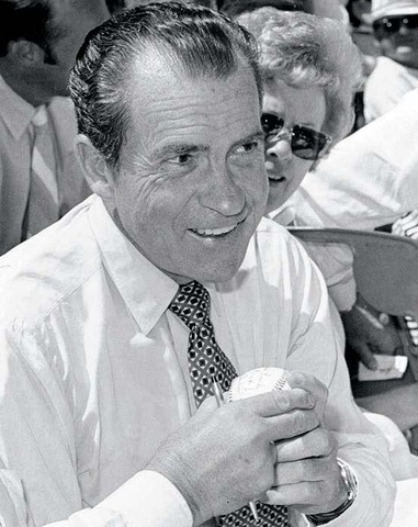 Title IX digned in Law by Nixon