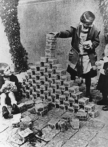 Økonomisk krise i Tyskland.