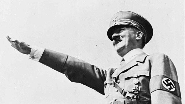 Hitlers vei til makten og nazismens framgang i Tyskland.